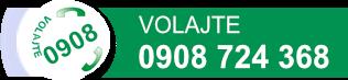 Volajte - 0908 724 368