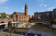 Canal Basin, Castlefield, Manchester, UK