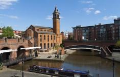 Canal Basin, Castlefield, Manchester, UK
