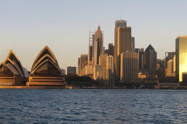 Lacná angličtina- Sydney