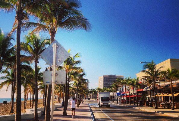 Kurz angličtiny – Ft. Lauderdale / Florida