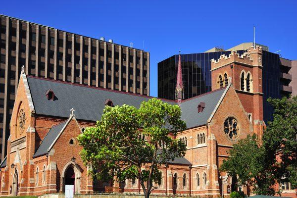 Kurz angličtiny – Perth