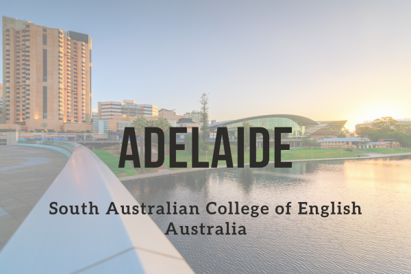 Kurz angličtiny – Adelaide