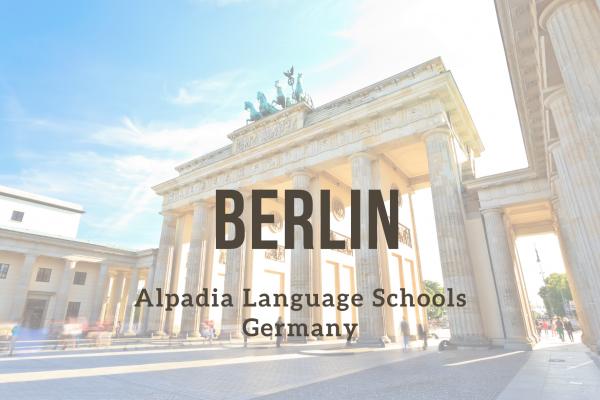 Kurz nemčiny – Berlín