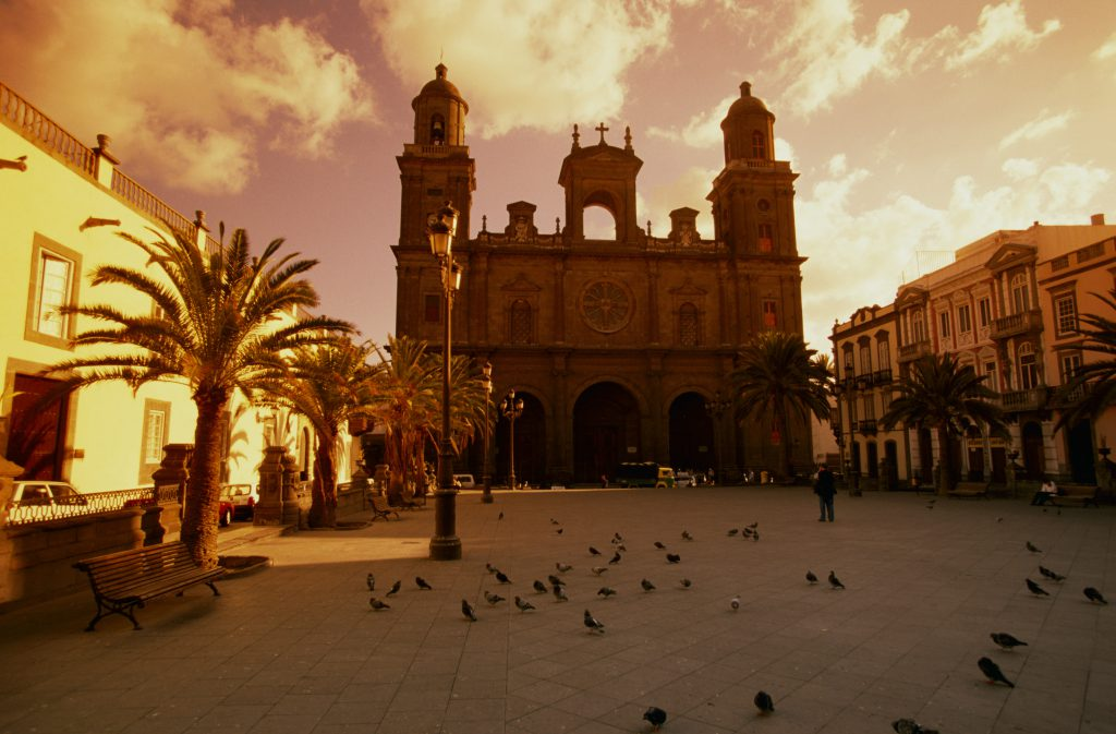Cathedral, Canary Islands, Spain