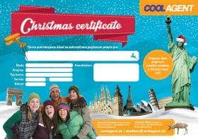 Christmas certifikat