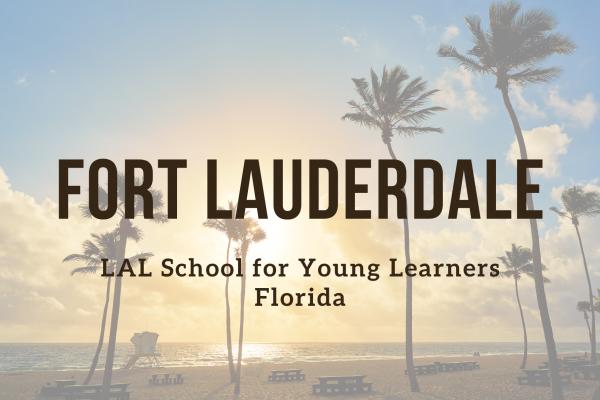 Kurz angličtiny pre teenagerov – Fort Lauderdale (12-18 rokov)