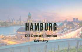 Kurz nemčiny – Hamburg