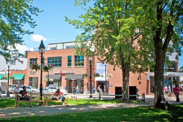Kurz angličtiny – Boston – Harvard square