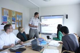 LAL Torbay school classroom