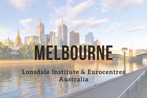 Odborné kurzy – Melbourne