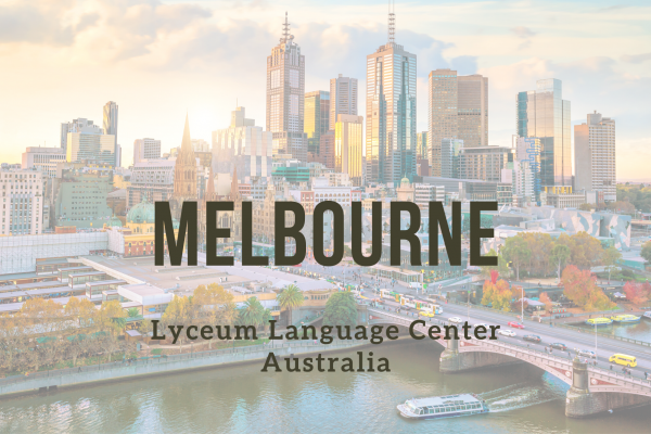 Kurz angličtiny – Melbourne