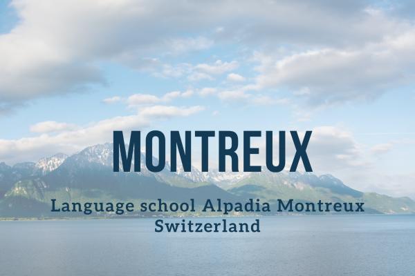 Kurz francúzštiny – Montreux