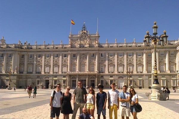 Kurz španielčiny – Madrid