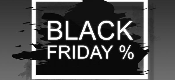 Black Friday zľava 30%