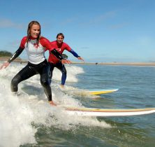 course-surfing