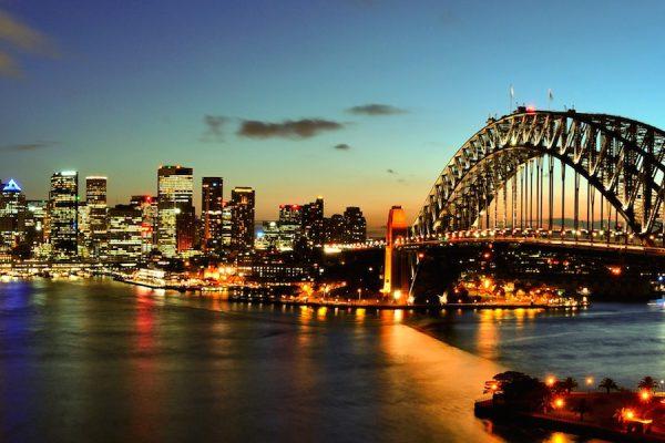 Angličtina v Sydney