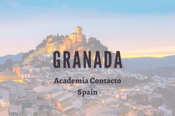Kurz španielčiny – Granada