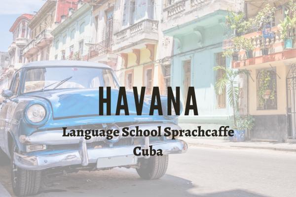 Kurz španielčiny – Havana