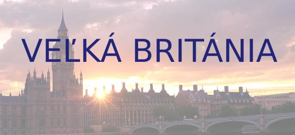 Štúdium a práca v Británii – pokri si náklady !